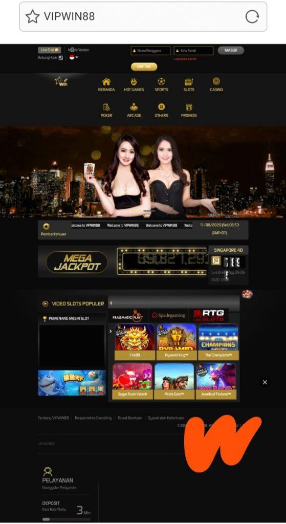 Agen Casino Vipwin88